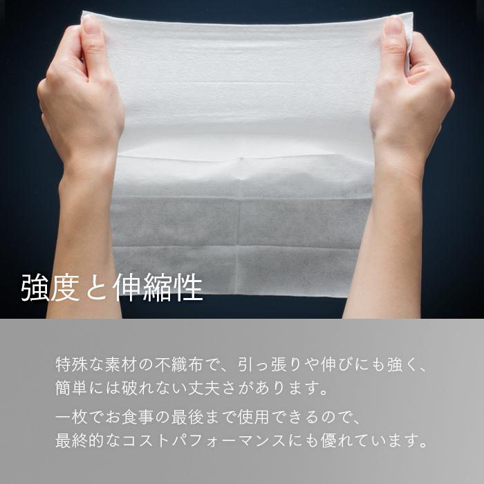紙おしぼり 抗菌